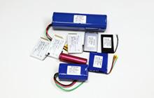 サンプル電池の作成、テスト