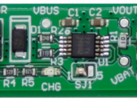 セルの劣化を避ける充電基板 (ODS-1S-JEITA)
